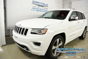 2016 Jeep Grand Cherokee OVERLAND*GPS*TOIT OUVRANT PANO*ECRAN TA