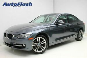 2013 BMW 328i xDrive Sportline * Cuir Rouge! Red Leather! * spor