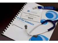 """GAMSAT """"Everything you need to have to score a top mark"""""""