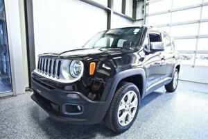 2015 Jeep Renegade Limited *4X4 AWD DÉMO*