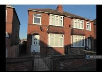 3 bedroom house in Wentworth Road, Doncaster, DN2 (3 bed)