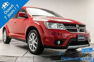 2016 Dodge Journey R/T CUIR  AWD 7 PASSAGERS