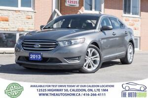 2013 Ford Taurus SEL   NO ACCIDENT   ONE OWNER
