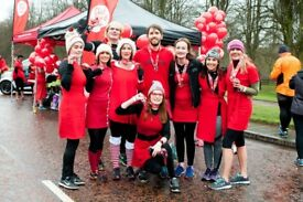Would you like to volunteer for the Red Dress Run?