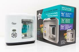 Tommee Tippee steamer blender £40 brand new in box