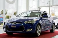 2013 Hyundai Veloster Tech TOIT OUVRANT PANO. MAGS GPS CUIR