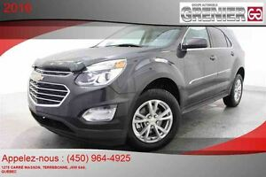 2016 CHEVROLET EQUINOX AWD LT AWD *GPS + MAGS + TOIT OUVRANT*