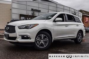 2017 Infiniti QX60 Base AWD / as low as 3.99% Financing availabl