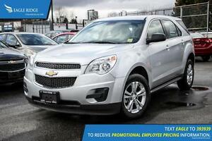 2015 Chevrolet Equinox LS AM/FM Radio and Air Conditioning