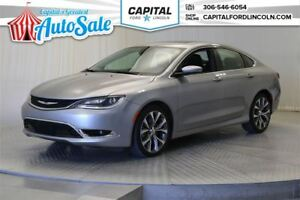 2016 Chrysler 200 C **New Arrival**
