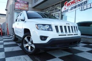 2017 Jeep Compass Sport | Leather | Backup Camera | Navigation |