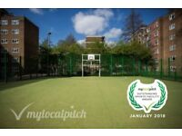 OLD STREET 5-A-SIDE LEAGUE - £35 PER GAME ONLY - (6-a-side 7-a-side)
