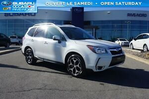 2016 Subaru Forester 2.0XT Limité option technologie