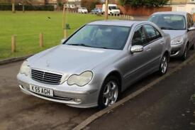 Mercedes-Benz for sale with full service history 70K