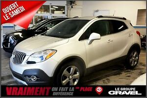 2013 Buick Encore Convenience BAS KM 1 PROPRIETAIRE