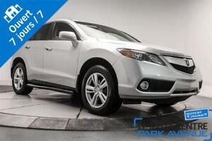 2013 Acura RDX Technology Package, AWD, NAV, CUIR, TOIT