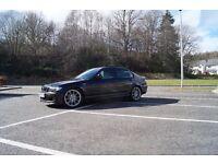 BMW 325I M-SPORT E46 SALOON, 2003 , 96K MILES, Auto