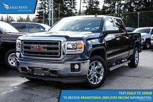 2014 GMC Sierra 1500 SLT Navigation, Sunroof, and Heated Seats