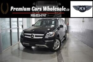 2015 Mercedes-Benz GL-Class ONLY 35200 KMS! GL450 4MATIC FULLY L