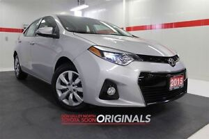2015 Toyota Corolla Btooth BU Camera Heated Seats Cruise Pwr Wnd