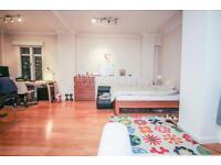 Studio flat in Warren Court, Euston Road, Kings Cross