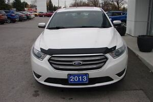 2013 Ford Taurus SEL AWD,Leather Roof.Loaded. Peterborough Peterborough Area image 3