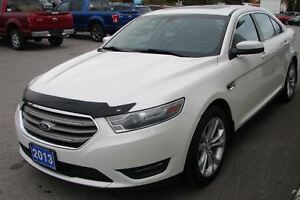 2013 Ford Taurus SEL AWD,Leather Roof.Loaded. Peterborough Peterborough Area image 2