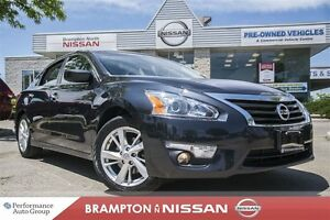 2013 Nissan Altima 2.5 SV *Rear view monitor|Bluetooth|Sunroof*
