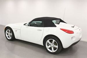 2008 Pontiac Solstice Manual| Local Trade| Low Kms| Convertible Regina Regina Area image 4