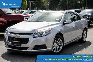 2016 Chevrolet Malibu Limited LT Satellite Radio and Backup C...