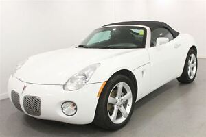 2008 Pontiac Solstice Manual| Local Trade| Low Kms| Convertible Regina Regina Area image 2