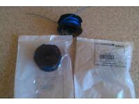 Black & decker Trimmer spools & line