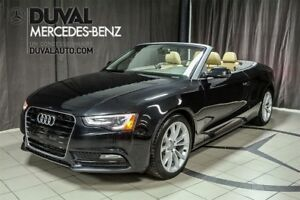 2013 Audi A5 2.0T Premium (Tiptronic) / CAMERA+GPS+BLUETOOTH