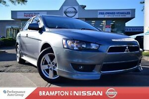 2013 Mitsubishi Lancer SE *Alloys, Bluetooth, Sunroof*