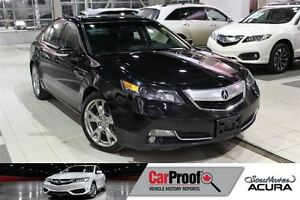 2012 Acura TL Elite with AWD, Sunroof, Leather