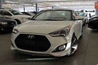 2014 Hyundai Veloster TURBO 2D Coupe at