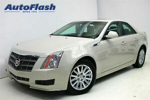 2011 Cadillac CTS 3.0L AWD * Garantie GM Full * Toit-Ouvrant/Sun