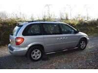 Chrysler Voyager 2.8 CRD Executive 5dr£3,495 p/x welcome FREE WARRANTY. NEW MOT