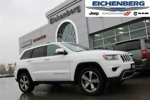 2016 Jeep Grand Cherokee Limited *NAV-SUNROOF*