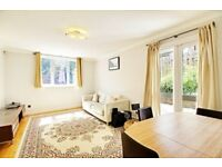 *** SPACIOUS AND BRIGHT 2 BED GARDEN FLAT IN HIGHGATE AVAILABLE TO RENT NOW!!***