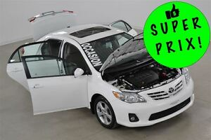 2013 Toyota Corolla LE Premium Toit Ouvrant+Mags+Bluetooth Autom