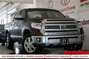 2014 Toyota Tundra TOP OF THE LINE CREWMAX 1794 EDITION