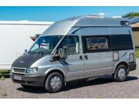 Autosleeper Duetto 2005, Ford Transit 135, 3 Seat Belts, 46000 miles