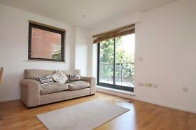 Large newly refurbished one double bedroom apartment situated within a private development