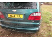 ford galxey tdi breaking for spares turbo gone wrong call