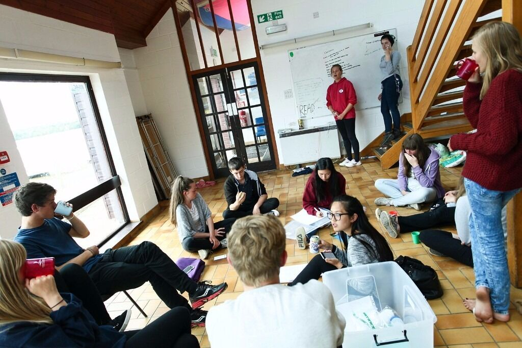 Flexible, paid work teaching Enterprise (business) with NCS The Challenge