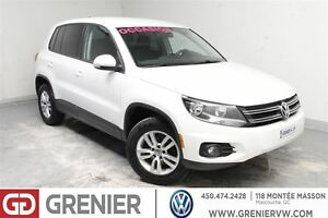 2013 Volkswagen Tiguan A/C+4MOTION+BLUETOOTH