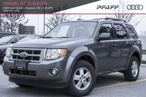 2012 Ford Escape XLT V6 FWD