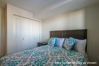 1 Bedroom Apartment for Rent: Brand new in Red Deer for Sept 1!
