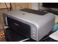 Canon PIXMA iP4200 Digital Photo Inkjet Printer + 2 sets of ink Bundle